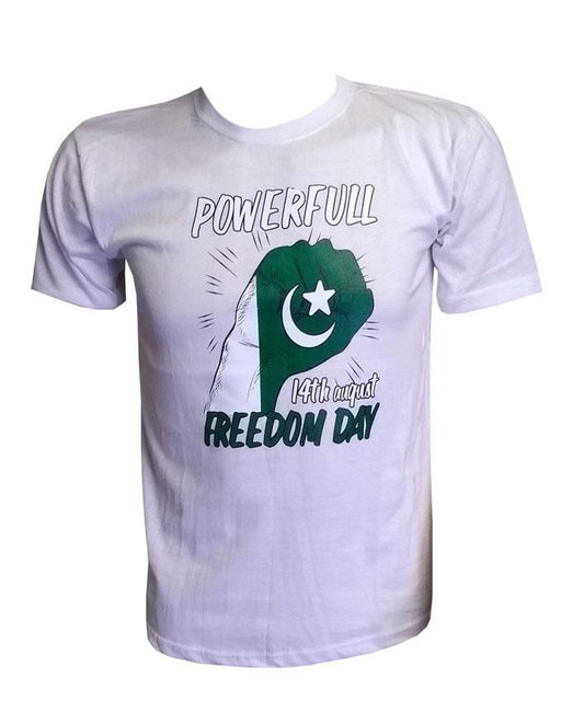 14 August Freedom Day Style Fashion T-Shirt