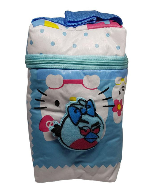 Baby Angry Bird Feeder Cover Bag - Blue - Hiffey
