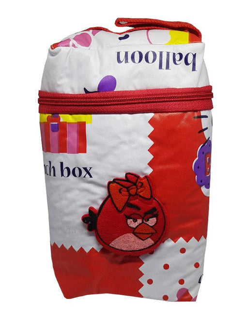 Baby Angry Bird Feeder Cover Bag - Red - Hiffey