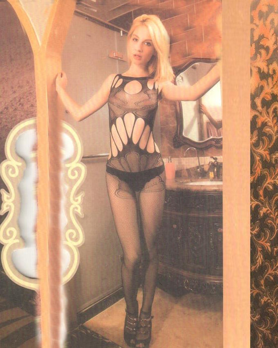 Miss Red Body Stocking - 880-69 - Hiffey