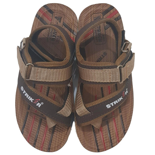 Men Striker Sandals - Brown