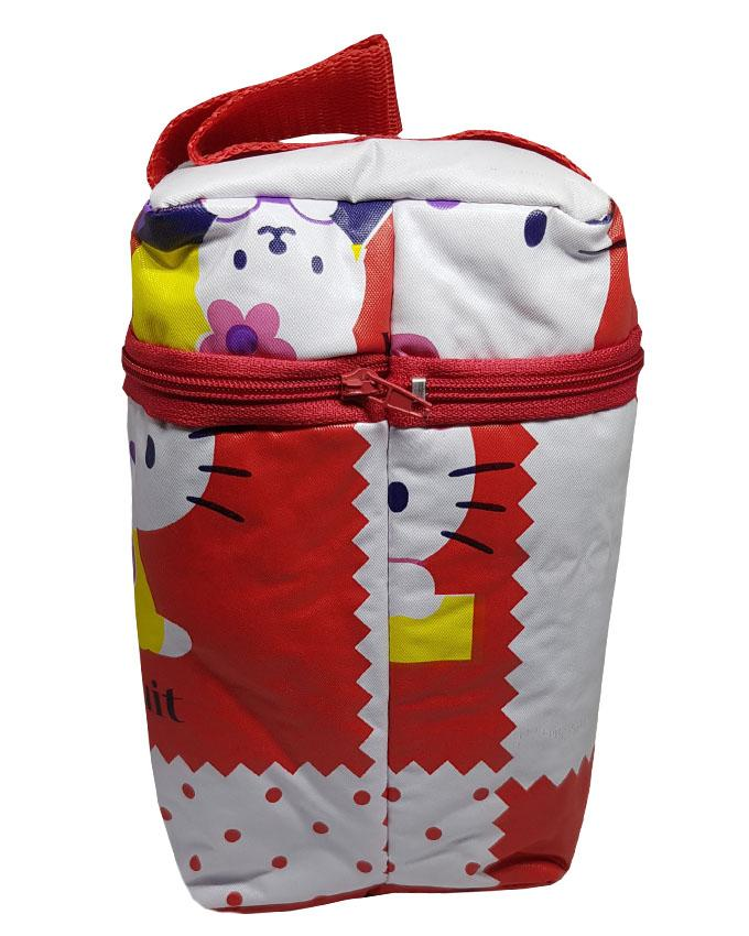 Baby Angry Bird Feeder Cover Bag - Red