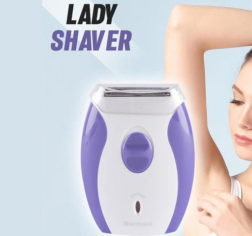 Mermaid Hair Lady Shaver for Woman - WT-01