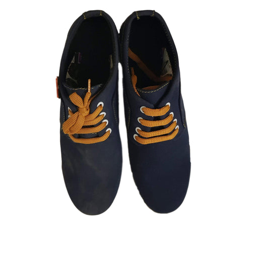 Navy Blue Stylish Sneaker For Men