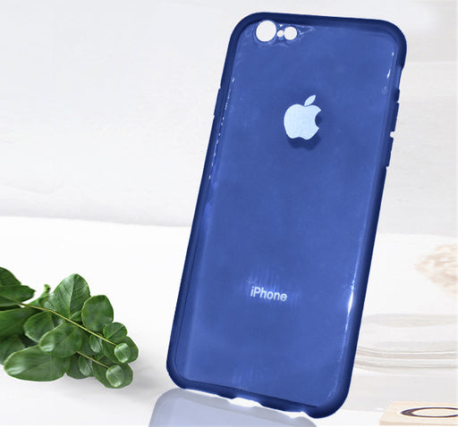 Apple Iphone 6 Simple Back Cover - Light Blue - Hiffey