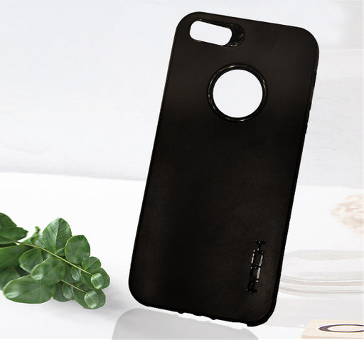 Apple Iphone 5 Simple Back Cover - Black - Hiffey