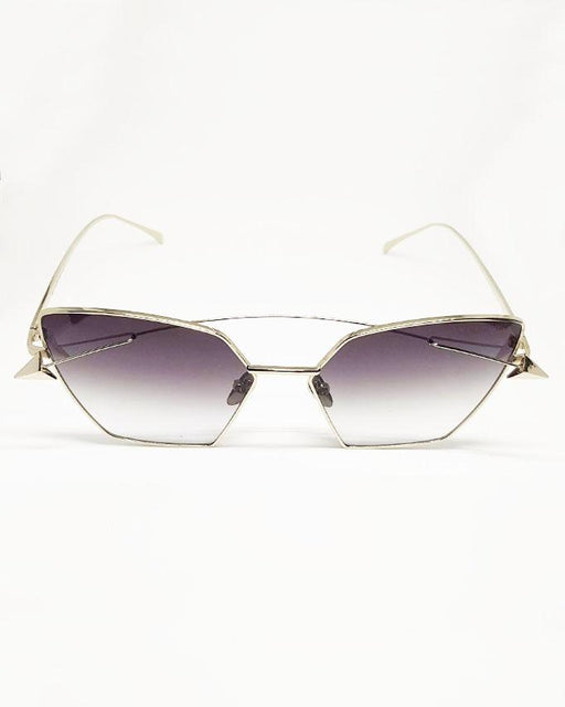 Karen Walker Arrow Design Fashion Sunglasses - Hiffey
