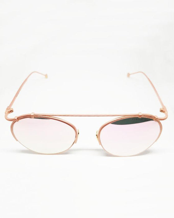 Gentle Monster Pink Fashion Sunglasses - Hiffey