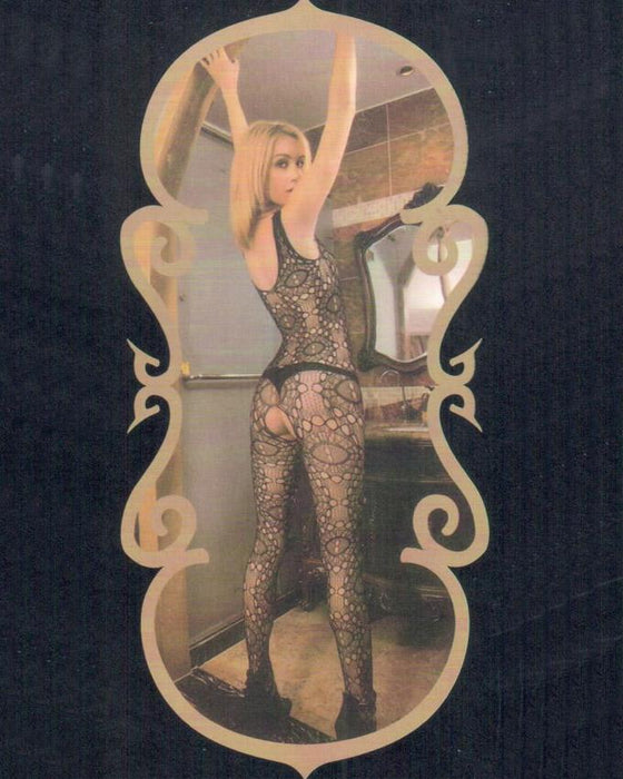 Miss Red Body Stocking - 880-70 - Hiffey