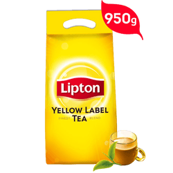 LIPTON YELLOW LABEL Tea – 950g