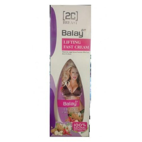 Balay Breast Enlargement Cream - Lifting Fast Natural Extracts - 200ml