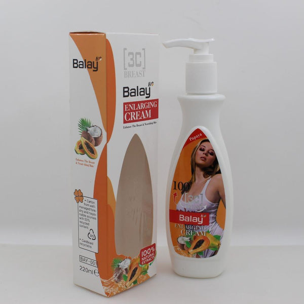Balay Breast Enlargement Cream - Natural Extracts - 200ml