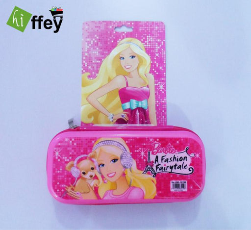 Barbie Pencil Box for kids - Hiffey