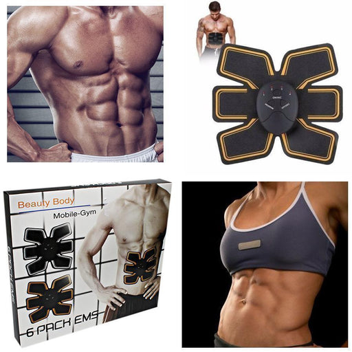 Beauty Body Mobil Gym 6 Pack EMS