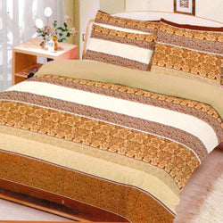 Soft Finish Bed Line 3 Piece King Double Bed Sheet Set
