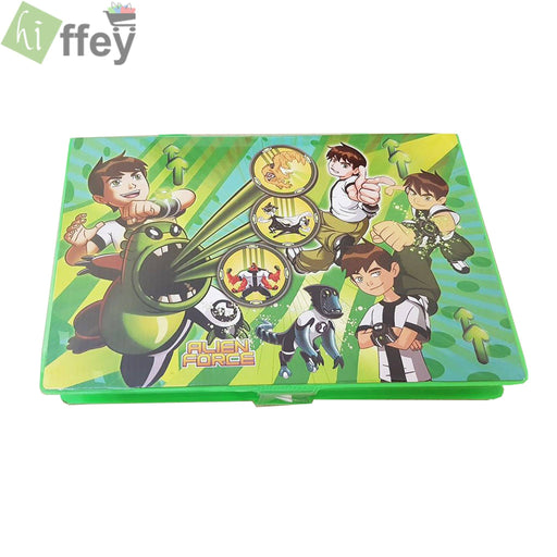 Ben 10 Colour Kits - For (67 Pcs) - Hiffey