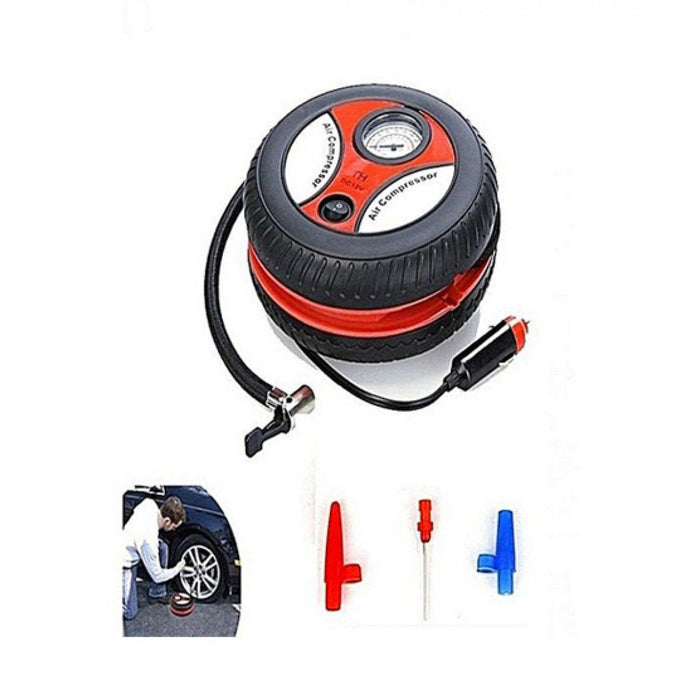 Car Air Compressor Pump - DC 12V - Hiffey