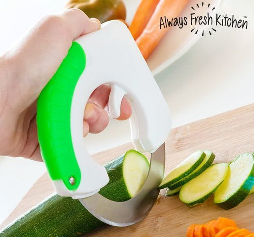 Circular Creative Kitchen Knife - Hiffey