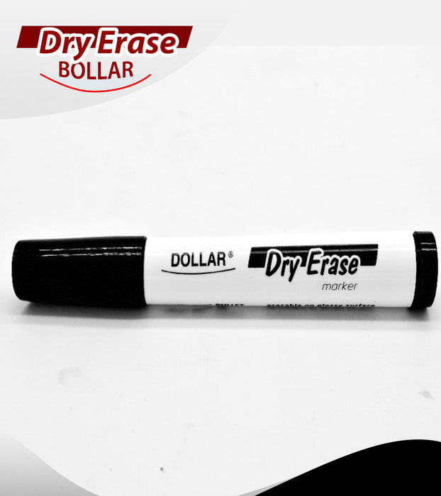 Dollar Dry Erase White Board Marker - Pack of 3