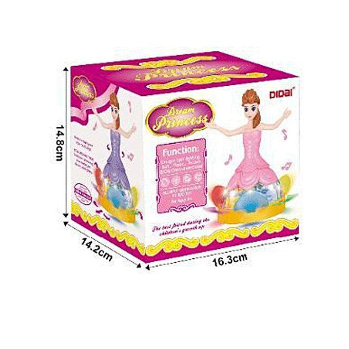 Dancing Dream Princess Toy For Kids - Hiffey