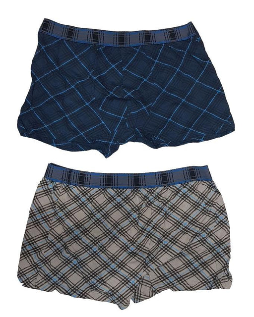 Men Boxers Pack of 2 - Cotton Printed