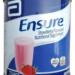 Ensure Powder Milk Strawberry 400Gm