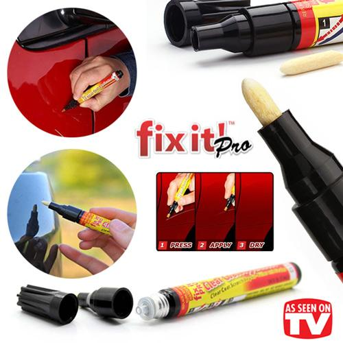 Fix it Pro! - Clear Coat Scratch Repair, Filler and Sealer