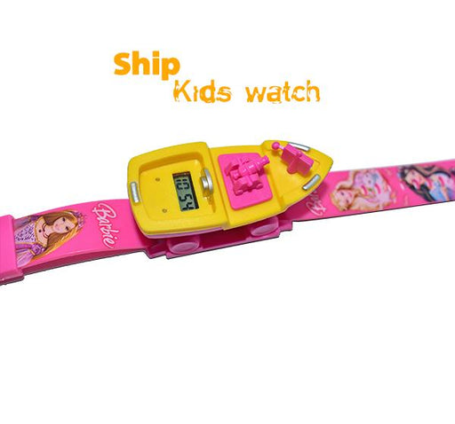 New ShipStyle Barbie Watch For Kids - Hiffey
