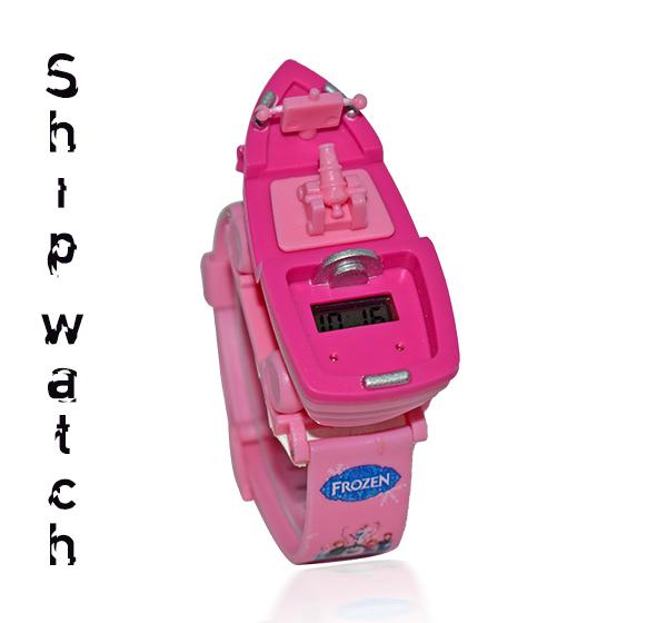 New ShipStyle Frozen Watch For Kids