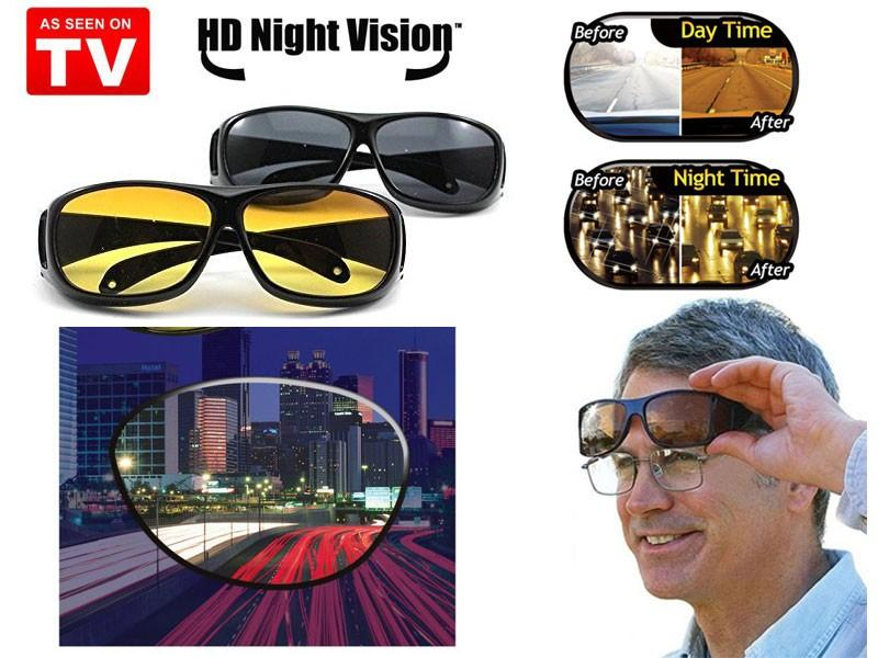 HD Vision Wrap Around Glasses