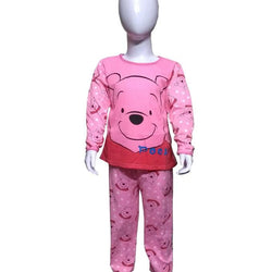 Pink Pooh Night Suits