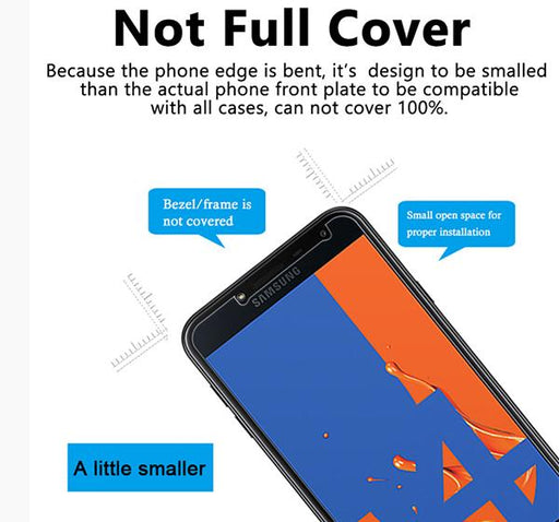 Screen Glass Protector for Samsung Galaxy J6 - Hiffey