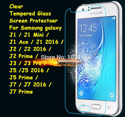 Screen Glass Protector For Samsung Galaxy J1 2016 - Hiffey