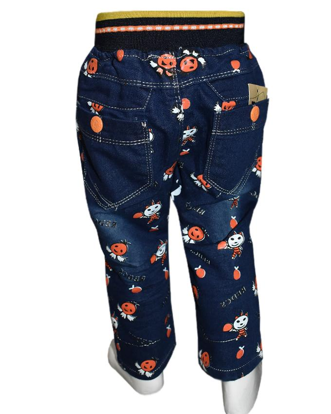 Boyillong Jeans For Kid Blue Color