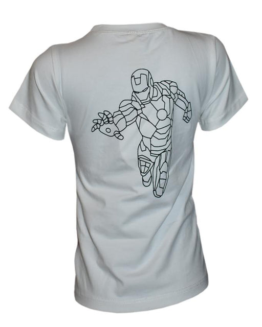 Iron Man T-Shirt For kids - Hiffey