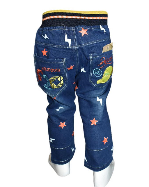 Kids Jeans Trouser - Hiffey