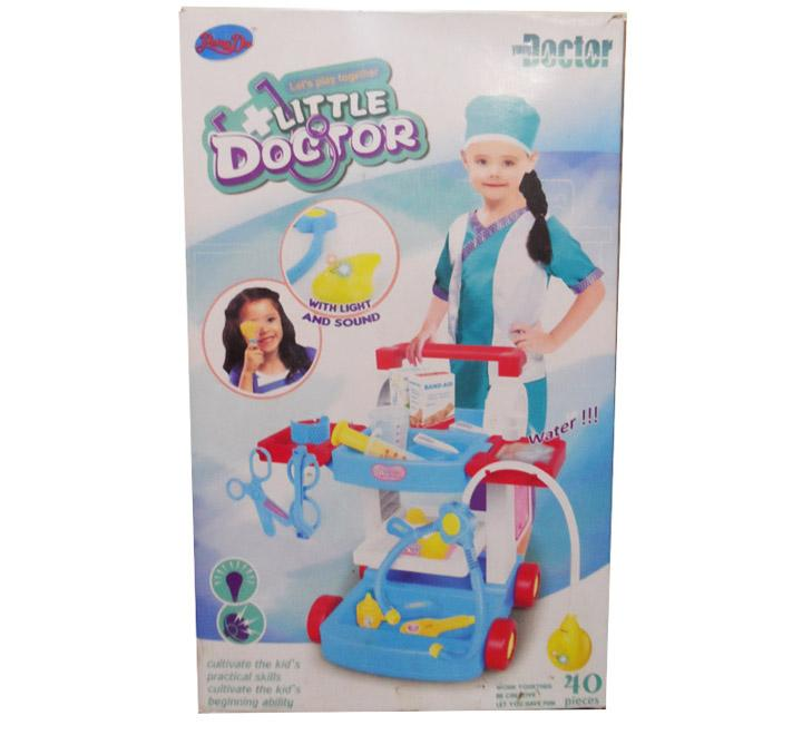 Little Doctor'S - Portable Set - Hiffey