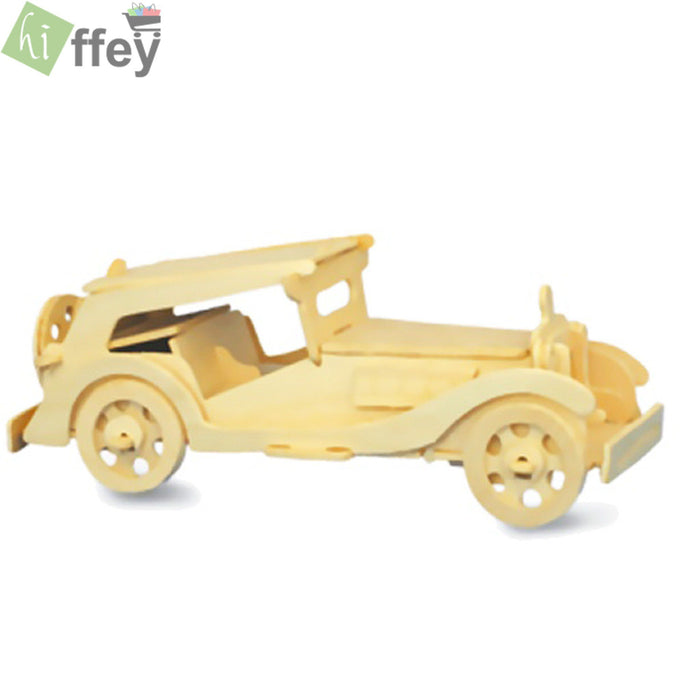 3D Puzzle Toy - MG TC Woodcraft Construction - Hiffey