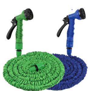 Magic Hose Pipe - 100 Ft - Auto Expandable - Hiffey