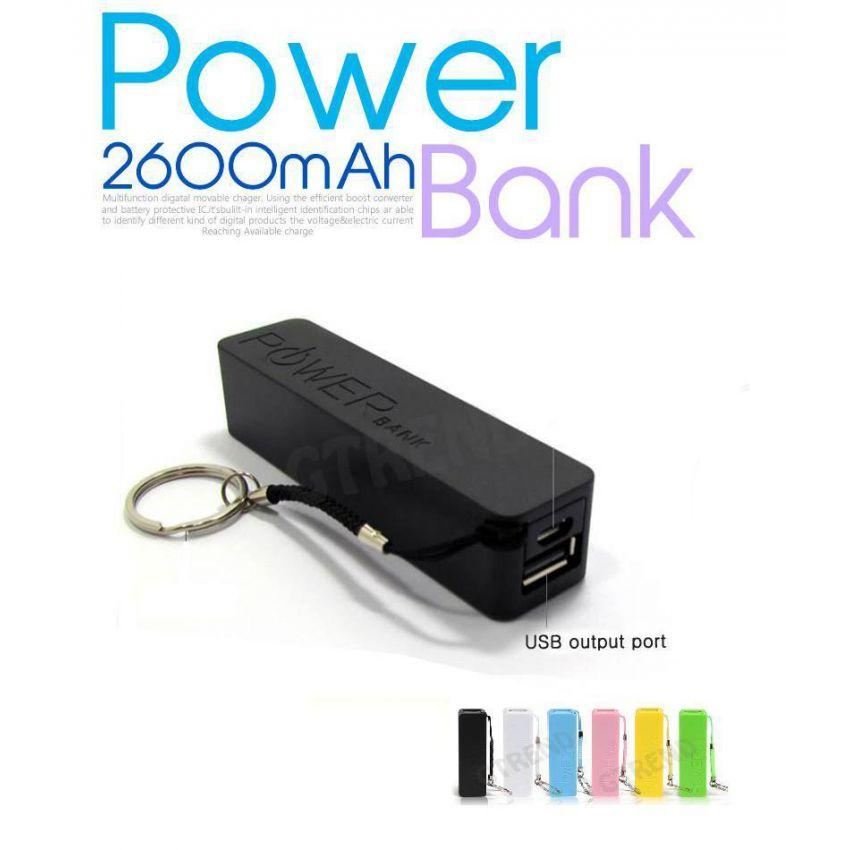 2600mAh Mini Power Bank