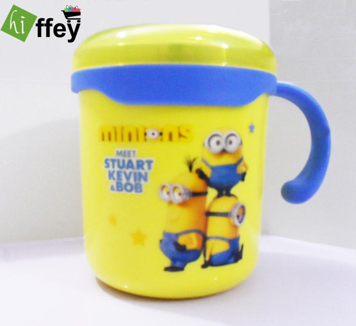 Minions Cartoon Stainless Steel Cup for Kids