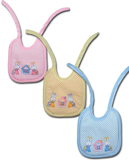 Baby Bibs Water Proof - Pack of 3 - Hiffey