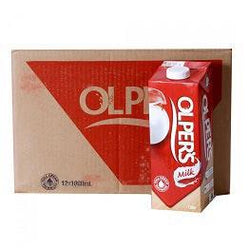 Olpers Milk Carton 12 Pieces 12 x 1