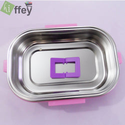 Pony Stainless Steel Lunch Box For Kids - Hiffey