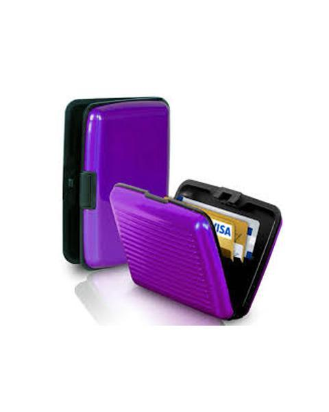 Alluma Wallets for Men and Women - Purple - Hiffey