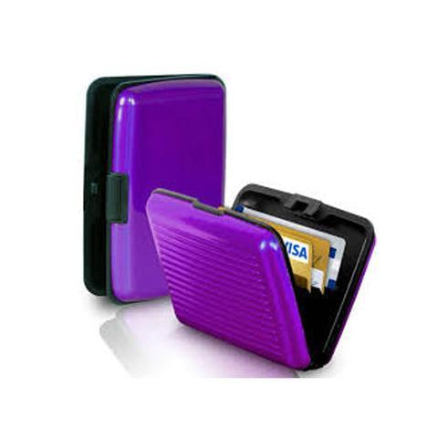 Alluma Wallets for Men and Women - Purple