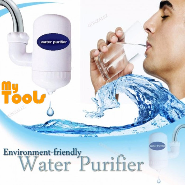 SWS Environment-Friendly Water Purifier - Hiffey