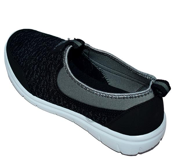 Sports Sneakers for Men - Black - Hiffey