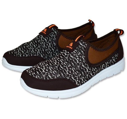 Sports Sneakers for Men - Brown