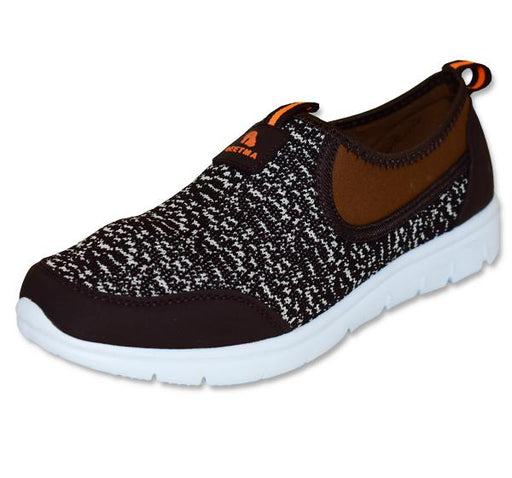 Sports Sneakers for Men - Brown - Hiffey